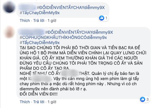 Sau Vu Quy Đại Náo, phim cung đấu Việt bị tẩy chay vì Diễm My 9x vạ miệng: Nghệ sĩ mình hình như không sợ khán giả? - Ảnh 15.