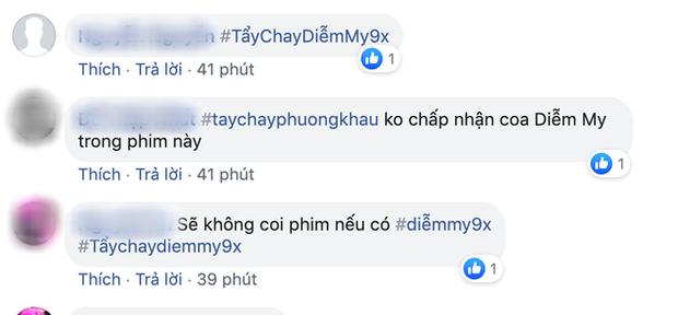 Sau Vu Quy Đại Náo, phim cung đấu Việt bị tẩy chay vì Diễm My 9x vạ miệng: Nghệ sĩ mình hình như không sợ khán giả? - Ảnh 16.