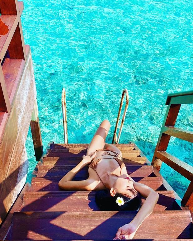 Góc ngược đời: Ngày xưa thì tranh nhau ở resort 5 sao nhưng giờ ai đi Maldives cũng đòi... ra giữa biển ngủ!  - Ảnh 8.