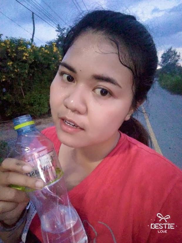 Từ 89kg xuống 65kg, nàng béo Thái Lan có bí quyết gì mà giảm cân nhanh như chớp đến vậy? - Ảnh 1.