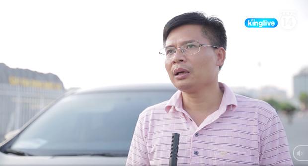 Clip: Phản ứng của người dân trước thông tin chuẩn bị thu phí ô tô vào nội đô Hà Nội từ đường vành đai 3 - Ảnh 4.