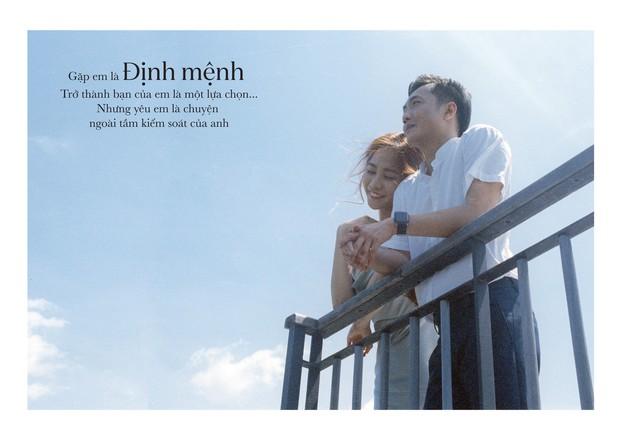 Tan chảy trước bộ ảnh cưới cuối cùng lãng mạn chẳng kém phim ngôn tình của Đàm Thu Trang và Cường Đô La - Ảnh 9.