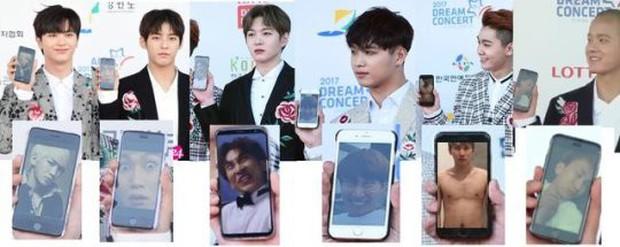 Top bức ảnh dìm hàng đến mức thành huyền thoại của idol Kpop: Giữ mình nửa đời không bằng 1 giây sơ suất - Ảnh 3.