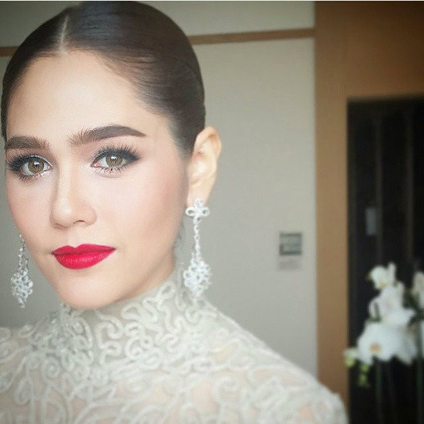 Top mỹ nhân Thái Lan sở hữu đôi mắt hút hồn nhất: Mai Davika và dàn nữ thần lọt top nhưng vẫn bị lu mờ trước chị đại - Ảnh 2.