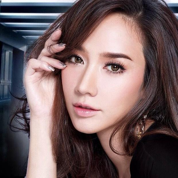 Top mỹ nhân Thái Lan sở hữu đôi mắt hút hồn nhất: Mai Davika và dàn nữ thần lọt top nhưng vẫn bị lu mờ trước chị đại - Ảnh 23.