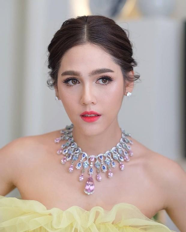 Top mỹ nhân Thái Lan sở hữu đôi mắt hút hồn nhất: Mai Davika và dàn nữ thần lọt top nhưng vẫn bị lu mờ trước chị đại - Ảnh 4.