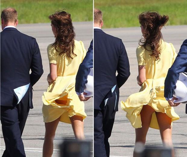 4 lỗi trang phục của công nương Kate Middleton từng mắc phải: Từ lộ nội y đến thiếu tinh tế đều có đủ - Ảnh 5.