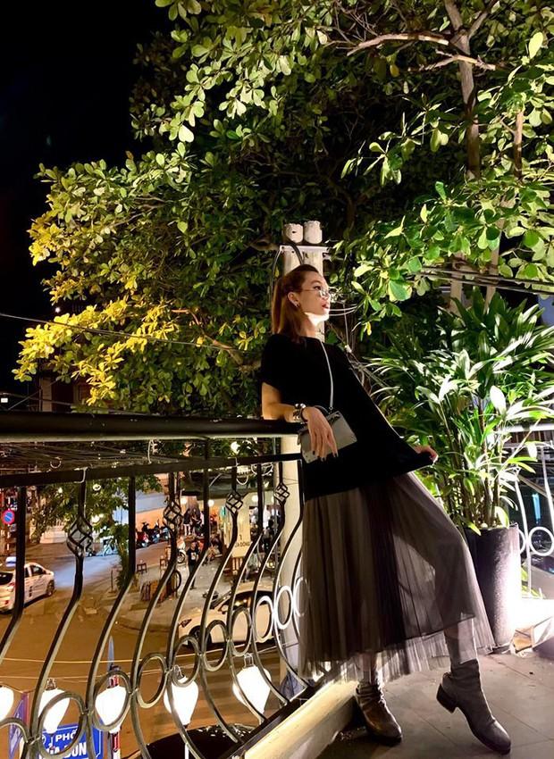 Street style hot mom: Meo Meo diện trend bút nhớ dòng, chị dâu Bảo Thy khoe dáng nuột dù mới sinh không lâu - Ảnh 8.
