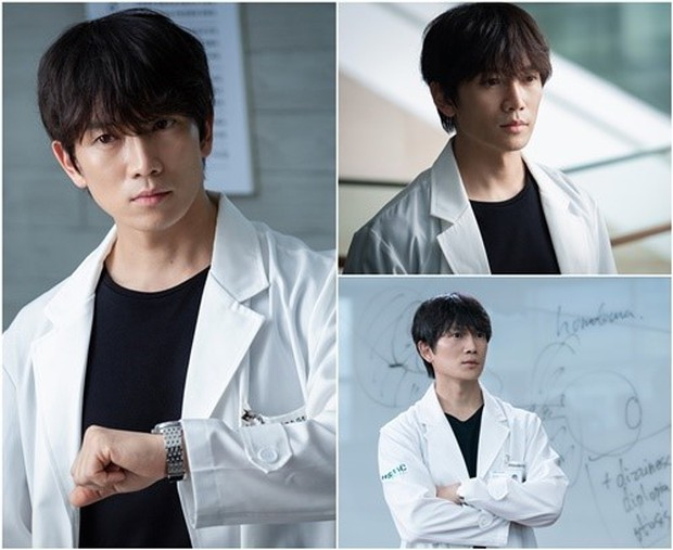 Bác sĩ Ji Sung từ New Heart đến Doctor John: 12 năm nhan sắc và diễn xuất đỉnh cao! - Ảnh 1.