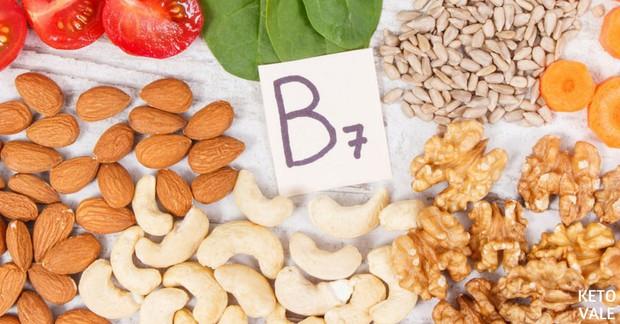 Thường xuyên uống biotin để đẹp tóc nhưng liệu bạn có biết về tác dụng phụ của nó? - Ảnh 2.