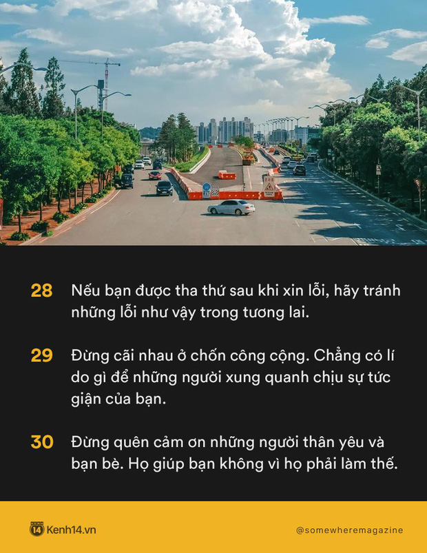 Không cần biết nhiều chỉ cần biết điều: Nằm lòng 30 quy tắc này để không bao giờ biến mình thành kẻ bất lịch sự - Ảnh 10.