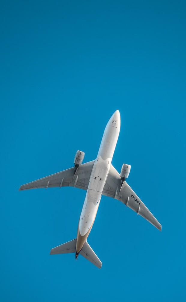 """Góc """"vô lý nhưng rất thuyết phục"""": Đây là những lý do khiến cho máy bay thường được sơn màu trắng - Ảnh 3."""