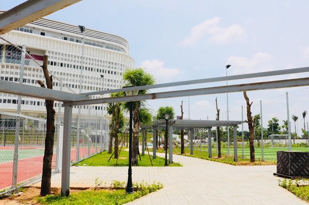 Nhà văn hoá sinh viên: Một địa điểm sống ảo vừa mới lộ diện của Khu Đô thị ĐH Quốc gia TP.HCM - Ảnh 4.