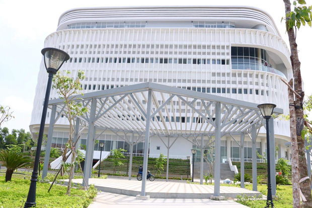 Nhà văn hoá sinh viên: Một địa điểm sống ảo vừa mới lộ diện của Khu Đô thị ĐH Quốc gia TP.HCM - Ảnh 5.