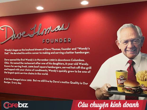 """Tấm gương """"thành đạt bất chấp bằng cấp"""" Dave Thomas: Mồ côi, bỏ học cấp 3, """"cứu"""" KFC rồi thành lập thương hiệu thành công không kém - Ảnh 3."""