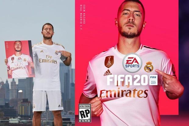 Không phải Messi hay Ronaldo, đây mới chính là 2 cầu thủ được EA chọn mặt gửi vàng trong FIFA 20 - Ảnh 1.