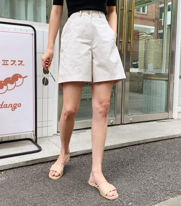 Mặc shorts mà chẳng lộ chân cột đình, nàng chân to chỉ cần nắm trong tay 2 bí mật này - Ảnh 4.