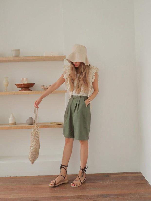 Mặc shorts mà chẳng lộ chân cột đình, nàng chân to chỉ cần nắm trong tay 2 bí mật này - Ảnh 6.