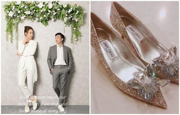 HHen Niê tái sử dụng đôi hài Lọ lem 120 triệu trong đám cưới Hoa hậu Thái Lan - Ảnh 8.