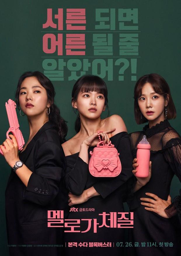 """Đường đua phim Hàn tháng 8 đón chào """"binh đoàn"""" chị đại mới chất """"phát ngất"""" - Ảnh 11."""