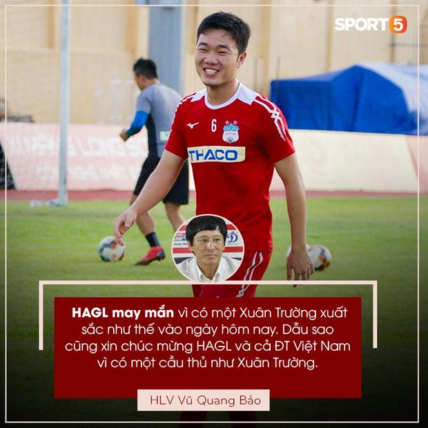 HLV Thanh Hóa nói HAGL quá may mắn vì có Xuân Trường gánh team - Ảnh 1.