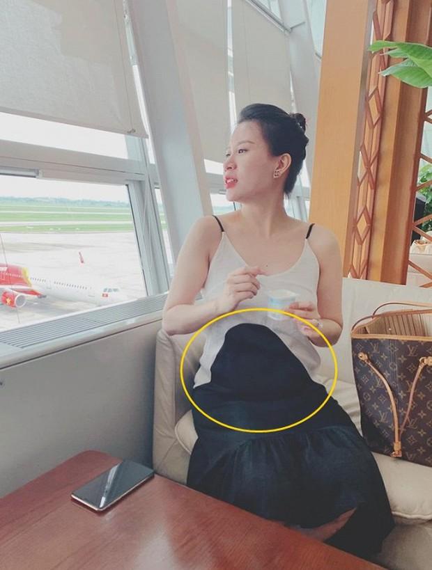 Bà xã MC Thành Trung chính thức xác nhận thông tin đang mang thai sau 2 năm kết hôn - Ảnh 2.