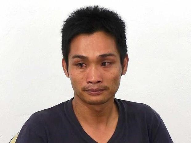 Khởi tố, bắt giam người cha giết con gái 8 tuổi rồi ném xác xuống sông Hàn - Ảnh 1.