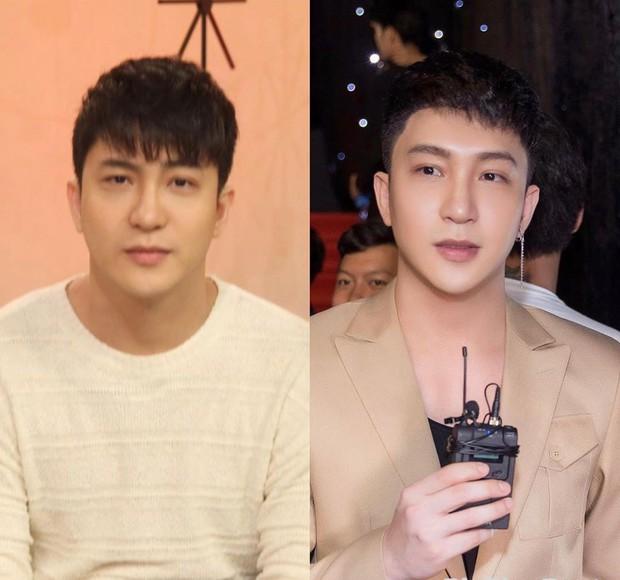 B Trần tiết lộ vừa giảm 5kg lấy lại gương mặt thon gọn, fan chợt nhớ ra hot boy ngày nào giờ đã sắp là ông chú 30 - Ảnh 1.