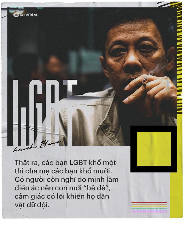 """""""Vì mình không biết dạy nên con mới bê đê"""" và nỗi buồn cũng cần được lắng nghe của những bố mẹ có con đồng tính - Ảnh 2."""