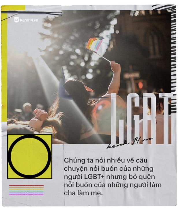 """""""Vì mình không biết dạy nên con mới bê đê"""" và nỗi buồn cũng cần được lắng nghe của những bố mẹ có con đồng tính - Ảnh 4."""