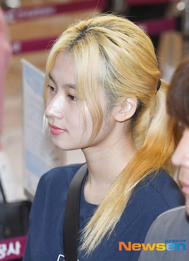 Dàn mỹ nhân hot nhất xứ Hàn đồng loạt đổ bộ sân bay: Tiffany mặt khác lạ, nữ thần Irene và Red Velvet đè bẹp cả TWICE - Ảnh 13.