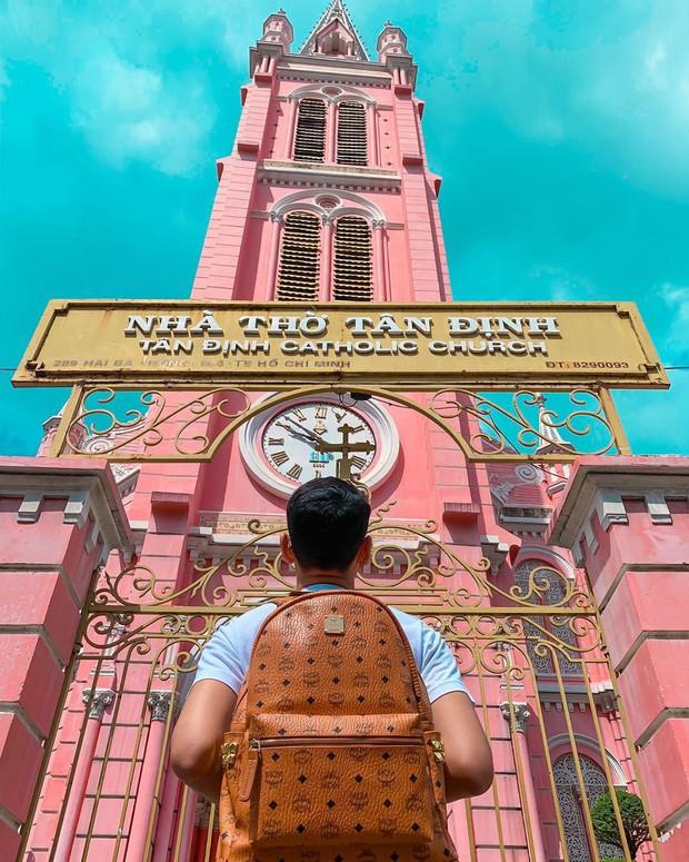 Nhà thờ màu hồng này sắp soán ngôi phố đi bộ và chung cư cà phê để trở thành địa điểm được chụp ảnh nhiều nhất ở Sài Gòn đấy! - Ảnh 8.