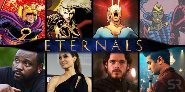 MARVEL sẽ đưa 3 siêu anh hùng chuyển giới ra chào sân trong bom tấn The Eternals - Ảnh 1.
