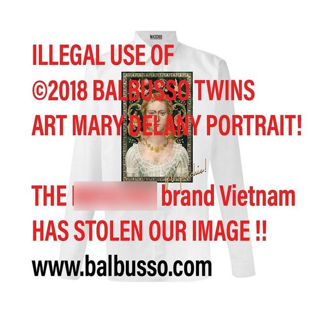 Tiếp tục bị tố vi phạm bản quyền, thương hiệu tranh cãi với Trương Thế Vinh chỉ nhận sai một lỗi - Ảnh 3.