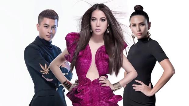 Tiền bối gần 20 năm tuổi như Siêu mẫu Việt Nam giờ lại thành phép lai của đàn em Next Top và The Face? - Ảnh 3.