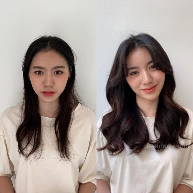 Gợi ý chọn đúng kiểu tóc phù hợp cho khuôn mặt tròn, góc cạnh hay thon dài - Ảnh 2.