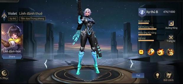 Liên Quân Mobile: Minh chứng cho thấy Violet đích thị là con cưng của Garena - Ảnh 2.