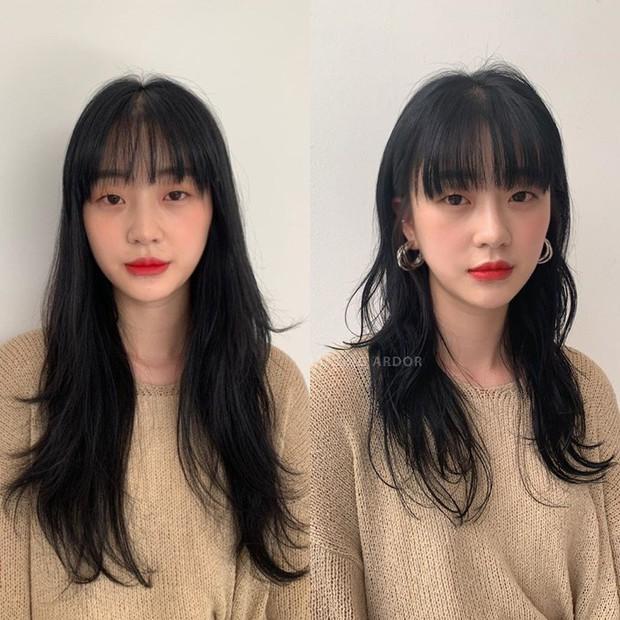 Gợi ý chọn đúng kiểu tóc phù hợp cho khuôn mặt tròn, góc cạnh hay thon dài - Ảnh 4.