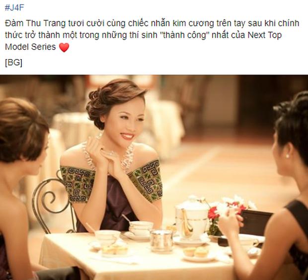 Đàm Thu Trang chỉ đứng nhất 1 lần tại Vietnams Next Top Model nhưng giờ thì cô thắng luôn các tuần còn lại! - Ảnh 3.