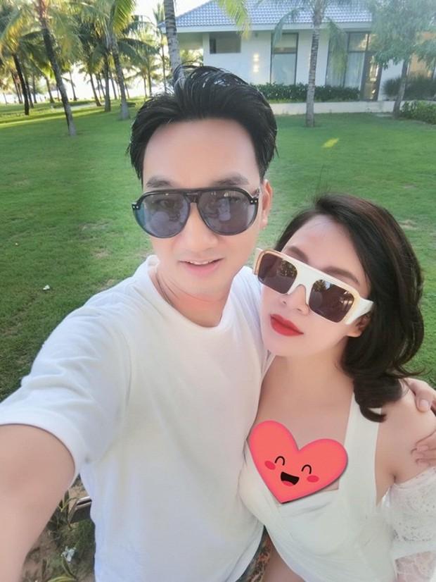 Bà xã MC Thành Trung chính thức xác nhận thông tin đang mang thai sau 2 năm kết hôn - Ảnh 6.