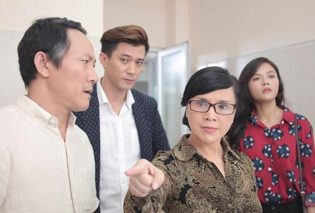 Cuộc sống thăng trầm của những bà mẹ chồng trên màn ảnh phim Việt: Người 2 lần làm vợ lẽ, người hạnh phúc viên mãn sau 40 năm hôn nhân - Ảnh 9.