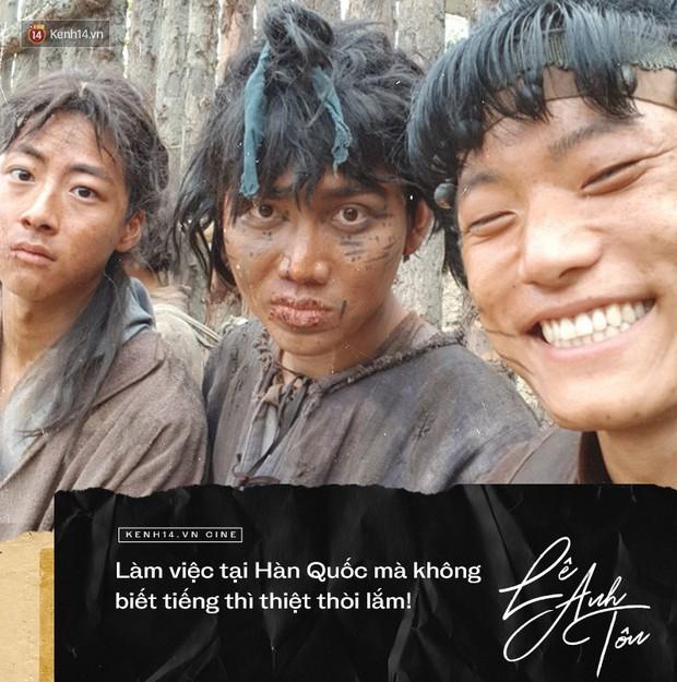 Phỏng vấn đặc biệt diễn viên người Việt góp mặt Arthdal: Choáng với nhan sắc Song Joong Ki, chỉ ngủ 2 tiếng trong 4 ngày quay - Ảnh 3.