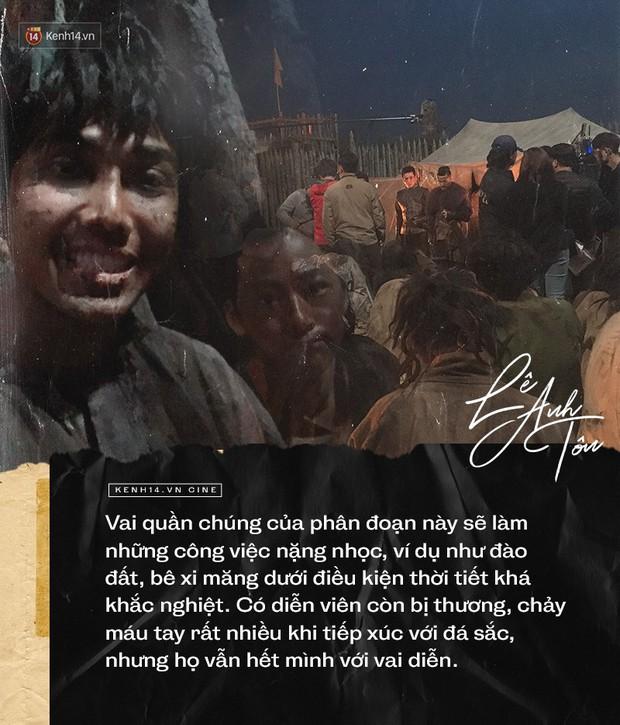 Phỏng vấn đặc biệt diễn viên người Việt góp mặt Arthdal: Choáng với nhan sắc Song Joong Ki, chỉ ngủ 2 tiếng trong 4 ngày quay - Ảnh 4.