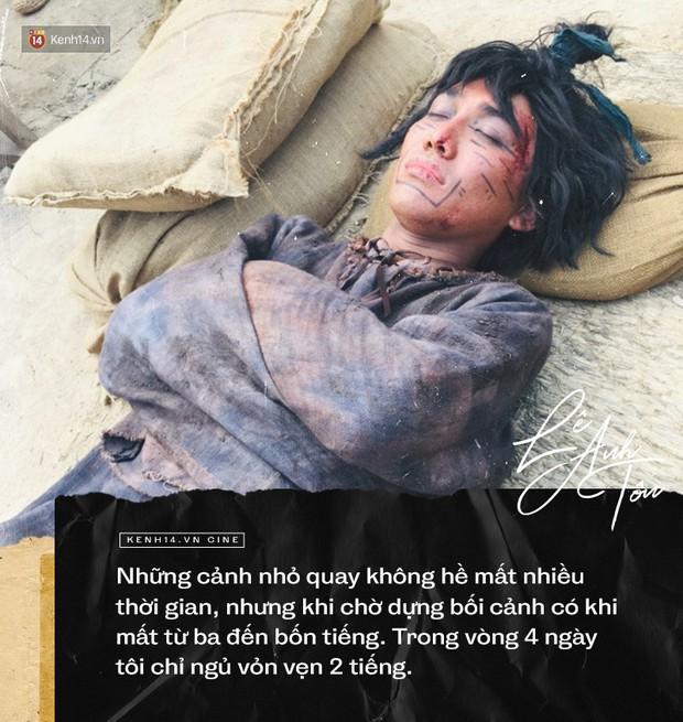 Phỏng vấn đặc biệt diễn viên người Việt góp mặt Arthdal: Choáng với nhan sắc Song Joong Ki, chỉ ngủ 2 tiếng trong 4 ngày quay - Ảnh 7.