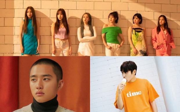 Kpop tháng 7: Thành viên EXO và Wanna One thi nhau debut, YG lặn mất tăm, JYP cho 2 gà cưng đấu đá - Ảnh 1.