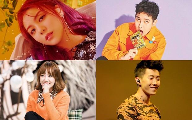 Kpop tháng 7: Thành viên EXO và Wanna One thi nhau debut, YG lặn mất tăm, JYP cho 2 gà cưng đấu đá - Ảnh 2.
