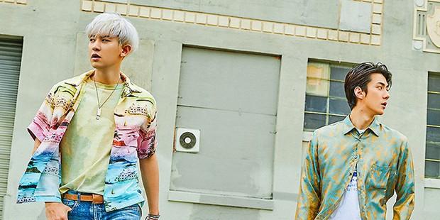 Kpop tháng 7: Thành viên EXO và Wanna One thi nhau debut, YG lặn mất tăm, JYP cho 2 gà cưng đấu đá - Ảnh 8.