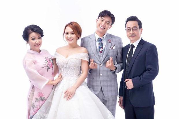 Cuộc sống thăng trầm của những bà mẹ chồng trên màn ảnh phim Việt: Người 2 lần làm vợ lẽ, người hạnh phúc viên mãn sau 40 năm hôn nhân - Ảnh 1.