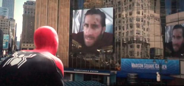 After-credit gây chấn động của FAR FROM HOME: Còn ai cao tay hơn Marvel? - Ảnh 2.