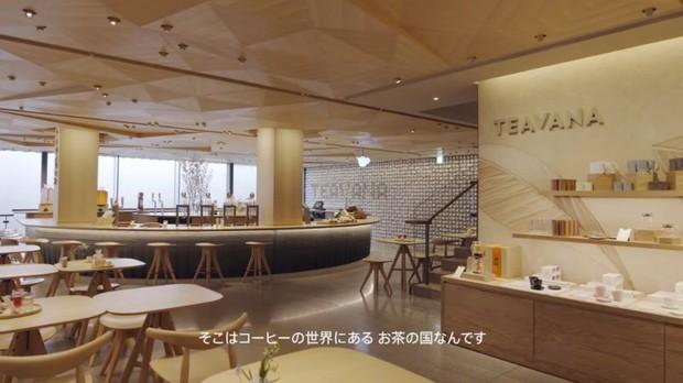 Starbucks mở chi nhánh siêu to khổng lồ nhất thế giới ở Nhật và bạn sẽ không tưởng tượng được nó hoành tráng cỡ nào - Ảnh 4.